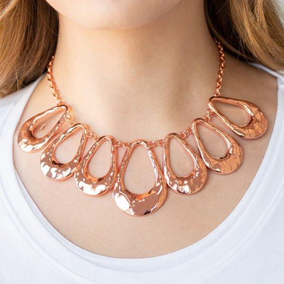 5/$25 Teardrop Envy - Copper